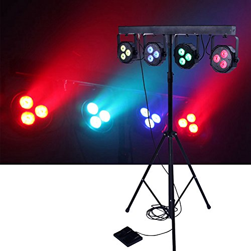 ... awesome DJ lighting package LEDs that will last a whopping 50000 hours of performance time. And with more than ten pre-programmed scenes youu0027ll be ...  sc 1 st  DJ Equipment HQ & DJ Lighting Packages - Top Roundup   DJ Equipment HQ azcodes.com